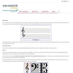 Música: conceptos generales