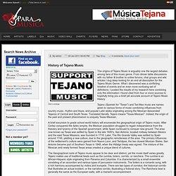 Para Su Musica Regional Mexican Music