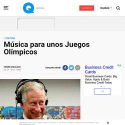 Música para unos Juegos Olímpicos