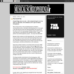 Musical Schizophrenia