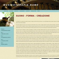 suono, forma, creazione