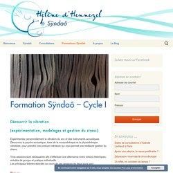Formation Sÿndaô Cycle I – Musicothérapie vibratoire