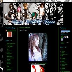 MusicWorldOfJapan: Arai Akino