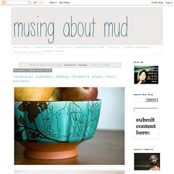 musing about mud: technical tuesday