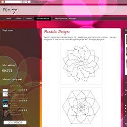Mandala Template {Stephanie Skelton} [Musing] Dernier : 06 (téléchargés)
