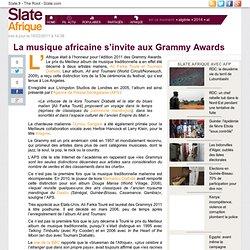 La musique africaine s'invite aux Grammy Awards