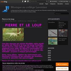 ECOUTE DES INSTRUMENTS 1 par 1 Pierre et le loup