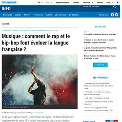 Musique : comment le rap et le hip-hop font évoluer la langue française ?