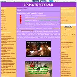 6e : Musique descriptive (La Moldau, Smetana)