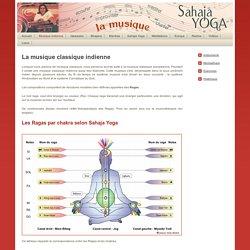 Musique indienne - La musique de Sahaja Yoga