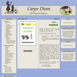 Musique - Pierre et le Loup (Carpe Diem)