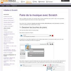 Faire-De-La-Musique-Avec-Scratch / Initiation à Scratch