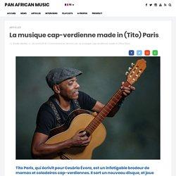 La musique cap-verdienne made in (Tito) Paris