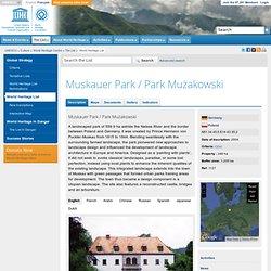 Muskauer Park / Park Mużakowski