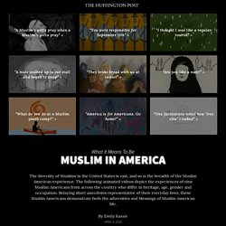 Muslim In America - The Huffington Post