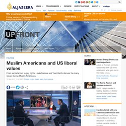 Muslim Americans and US liberal values