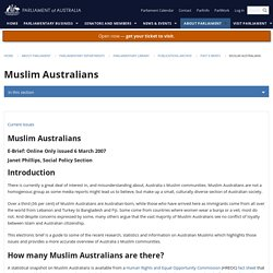 Muslim Australians