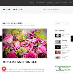 #1 Muslim Marriage Site UK