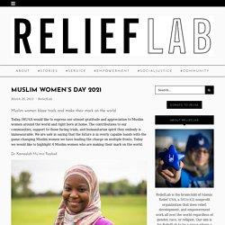 Muslim Women's Day 2021