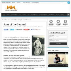 Sons of the Sanussi