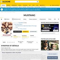 Mustang - film 2015