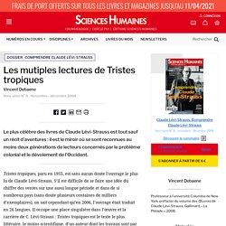 Les mutiples lectures de Tristes tropiques