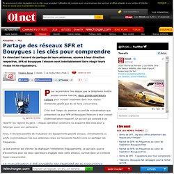 Mutualisation: SFR et Bouygues secouent le marché des mobiles