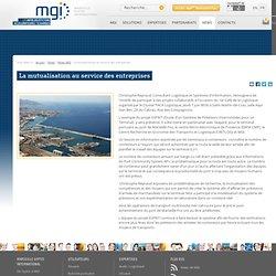 La mutualisation au service des entreprises