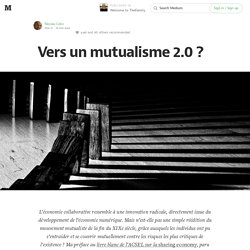 Vers un mutualisme 2.0 ? — Welcome to TheFamily