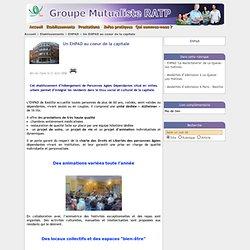 Groupe Mutualiste RATP - Organisme complémentaire santé - FNMF - Mutuelle RATP -
