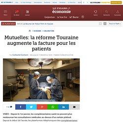 Mutuelles: la réforme Touraine augmente la facture pour les patients