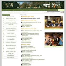PAN Muzeum Ziemi w Warszawie - Lekcje muzealne