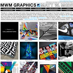 MWM Graphics | Matt W. Moore - StumbleUpon