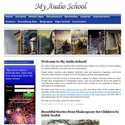 My Audio School