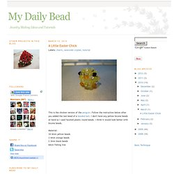 My Daily Bead