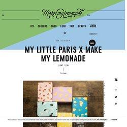 TUTO : customiser boîte avec papier