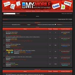 www.my-mobile.cz - Obsah