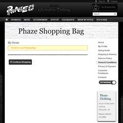My Phaze Shopping Bag