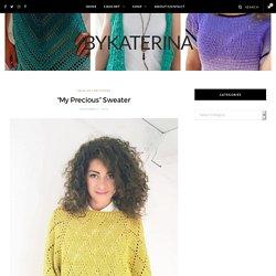 """""""My Precious"""" Sweater – ByKaterina"""