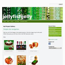 Jellyfish Jelly – Creative Kids » My Project Gallery