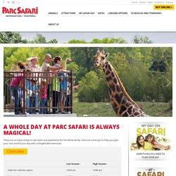 My Safari day - Zoo Parc Safari
