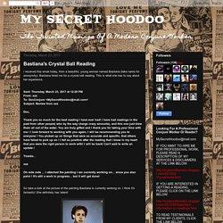 MY SECRET HOODOO