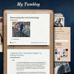 My Tumblog
