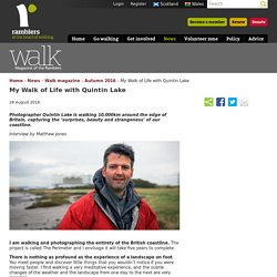 My Walk of Life with Quintin Lake