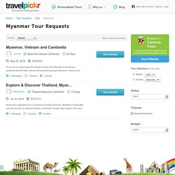 Sustainable and Adventure Tour Operators Myanmar - TravelPickr