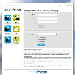 Sweden: zeromission