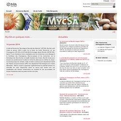 UR 1264 - MYCSA : Mycologie et securite des aliments