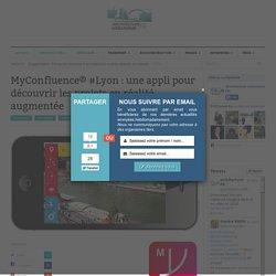 MyConfluence #Lyon : les projets en réalité augmentée