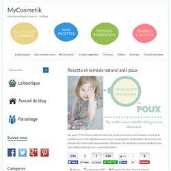 Mes cosmétiques maison – Le Blog