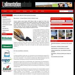 REVUE DE L ALIMENTATION ANIMALE 26/07/13 Mycotoxines : le rapport Biomin révèle la réalité du risque